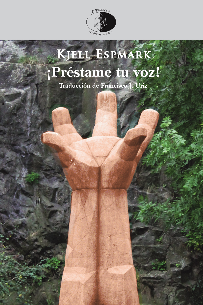 Novedad: ¡Préstame tu voz!, de Kjell Espmark