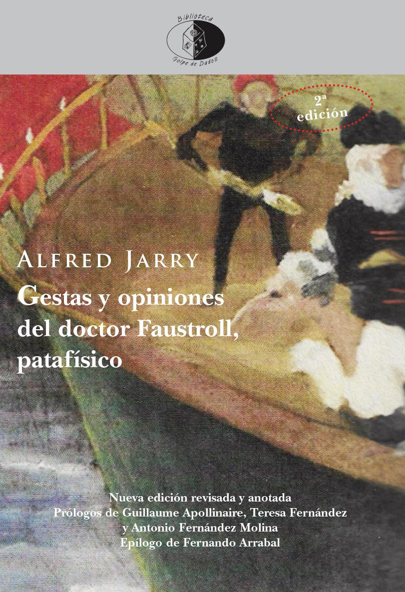Presentación en Aragón Radio de la nueva edición de doctor Faustroll, de Alfred Jarry